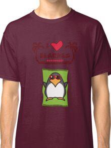 I love Beaches Classic T-Shirt
