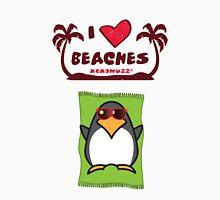 I love Beaches Unisex T-Shirt