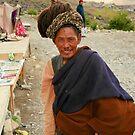 Monk by sajal maskey