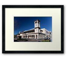 Historic Post Office, Maitland, NSW Australia Framed Print