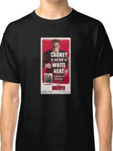 James Cagney is White Heat (Skybox) Classic T-Shirt