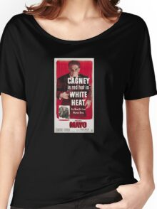 James Cagney is White Heat (Skybox) Women's Relaxed Fit T-Shirt