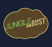 Jungle or Bust by ColorVandal