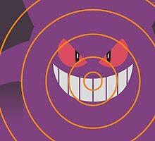 Gengar: Hypnosis by lomm