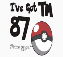 Pokemon TM 87 Swagger by Coward