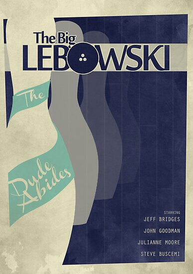 The Big Lebowski by SwordStruck