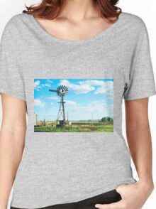 Outback Windmill Women's Relaxed Fit T-Shirt
