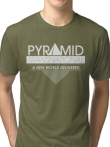 Pyramid Transnational Tri-blend T-Shirt