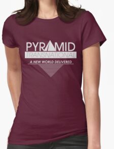 Pyramid Transnational Womens Fitted T-Shirt