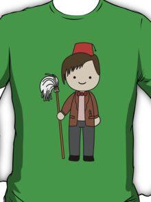 Eleventh Doctor Pandorica Kawaii Cartoon Design T-Shirt