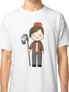 Eleventh Doctor Pandorica Kawaii Cartoon Design Classic T-Shirt