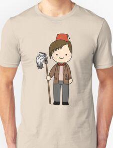 Eleventh Doctor Pandorica Kawaii Cartoon Design Unisex T-Shirt