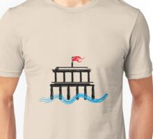 Beach Building Unisex T-Shirt