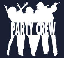 Party Crew Kids Tee