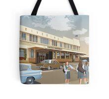Riverina Hotel Hamilton Tote Bag