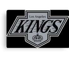 L.A. Kings Canvas Print
