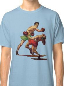 Vintage boxing Classic T-Shirt