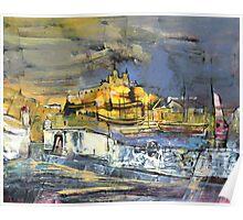 Spain - Spanish Harbour 03 Poster