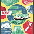 Wellington, New Zealand - NAC by contourcreative