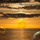 Sea Bubbles by JonnisArt