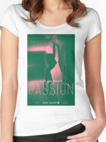 Passion [Evoke] Women's Fitted Scoop T-Shirt