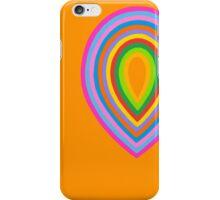 Concentric 7 iPhone Case/Skin