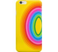 Concentric 9 iPhone Case/Skin
