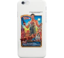 Jack Burton / Big Trouble In Little China iPhone Case/Skin