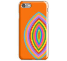 Concentric 18 iPhone Case/Skin