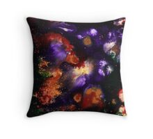 Opiate of the Cosmos Throw Pillow