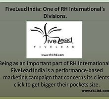 Fivelead: Premium lead generation services by rhiltd