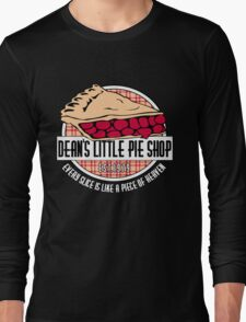 Dean's little pie shop Long Sleeve T-Shirt