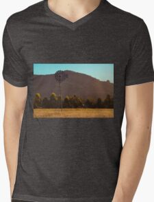 Outback Windmill Mens V-Neck T-Shirt