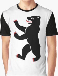 Berlin Bear Graphic T-Shirt