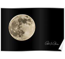 Super Moon Poster