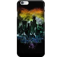 stormy city - New - York iPhone Case/Skin
