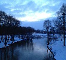 On a Winter's Day by LemonLion