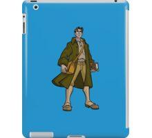 Milo of Atlantis iPad Case/Skin