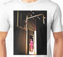 340 - Behind Set and Sybil Unisex T-Shirt