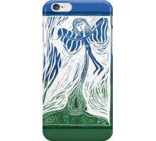 The Earth's Child iPhone Case/Skin