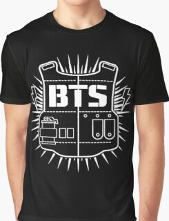 BTS - Bangtan Boys Graphic T-Shirt
