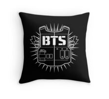 BTS - Bangtan Boys Throw Pillow
