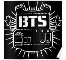 BTS - Bangtan Boys Poster