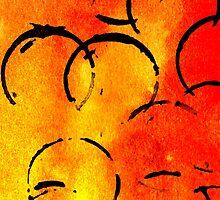 dotted Orange by sebmcnulty