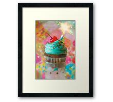 Cirque du Cupcake V Framed Print