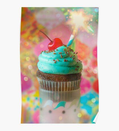 Cirque du Cupcake V Poster