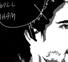 Save Will Graham Sticker