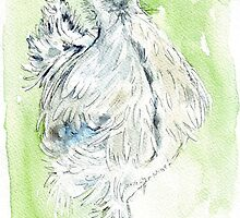 Snoodles, the chick with attitude! by Maree Clarkson