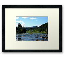 Bullock Bridge 2 Framed Print