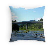 Bullock Bridge 2 Throw Pillow